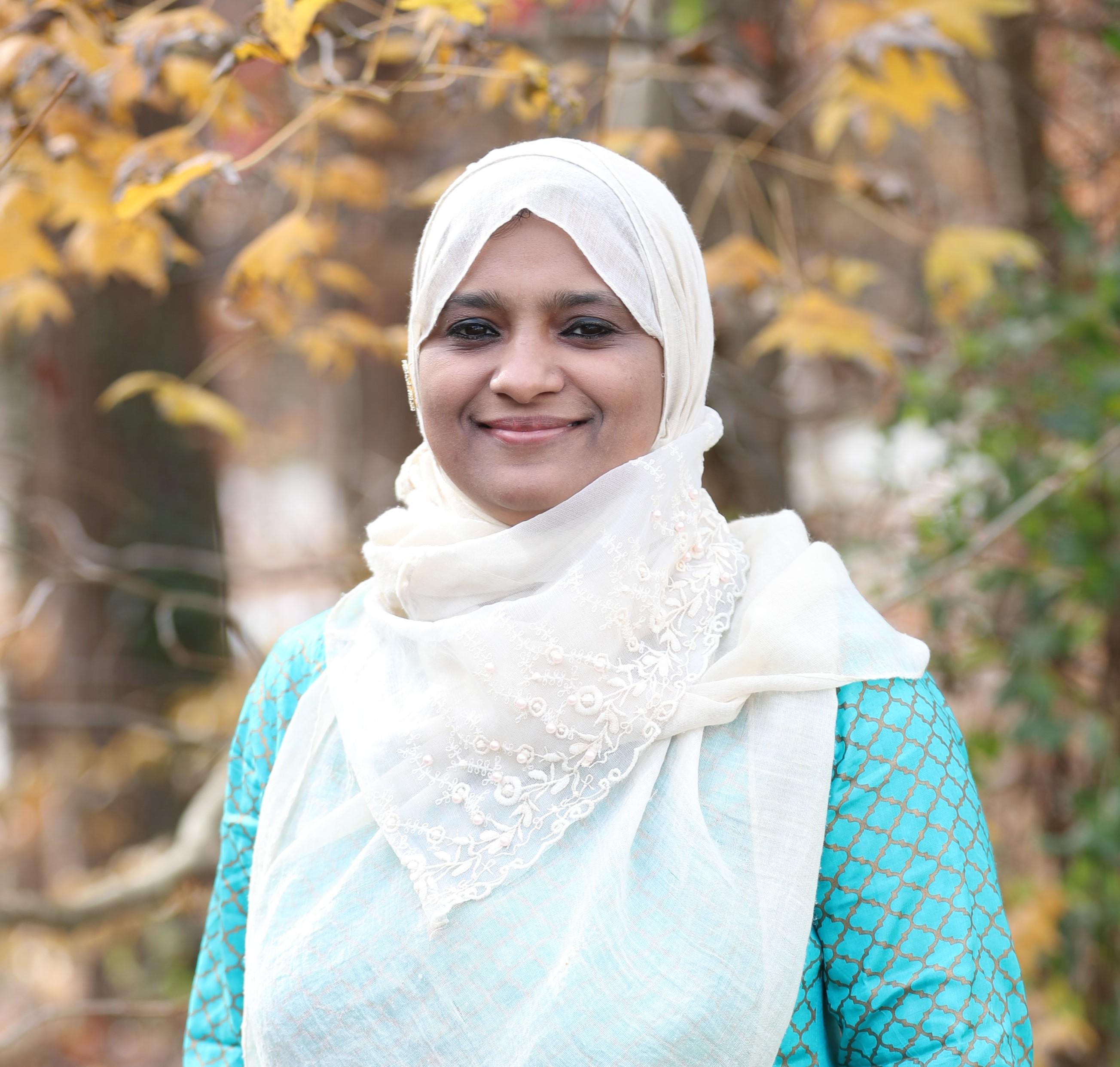 Shahina Mazood